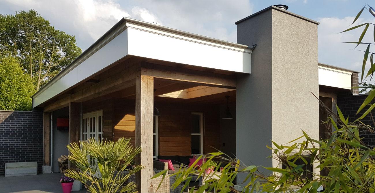 Betere Nostalgisch tuinhuis Milsbeek | Van Kuppevelt bouwadvies & ontwerp ZH-12